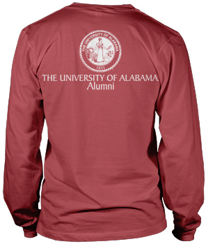 Capstone Alumni Comfort Colors Long Sleeve Tee