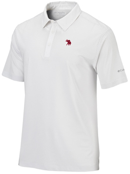 Columbia Golf Omni Wick Sunday Pachyderm Polo