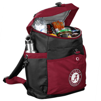 Athletic Seal Backpack Cooler