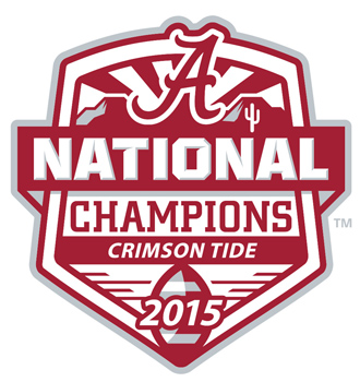 National Champs Logo Decal