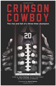 <i>Crimson Cowboy</i> by Sherman Williams