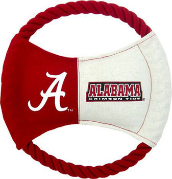 Alabama Rope Disk for Pets