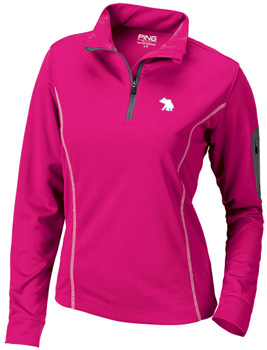 Ladies PING Pachyderm Collection Ranger Pullover