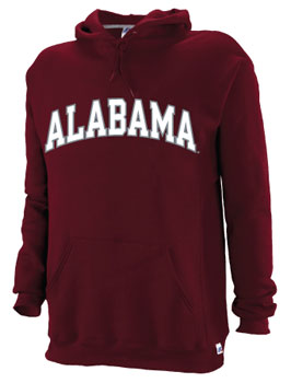 Alabama Applique Hooded Sweat