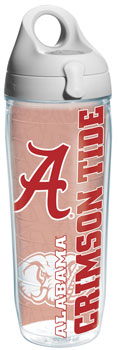 UA College Pride Wrapped 24oz Tervis Water Bottle