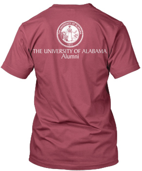 Capstone Alumni Comfort Colors Pocket Tee