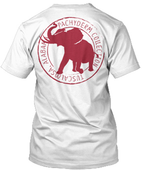Pachyderm Collection Stamp Comfort Colors Pocket Tee