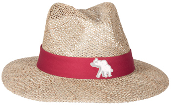Pachyderm Collection Straw Hat