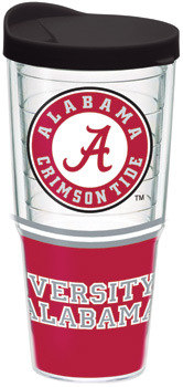 Athletic Seal 24oz Wrapped Tervis Tumbler
