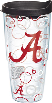 Bubble Design 24oz Wrapped Tervis Tumbler