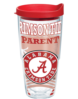 UA Parent Design Wrapped Tervis Tumbler