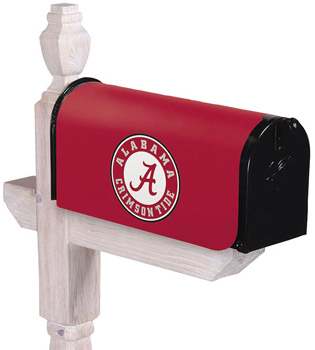 Athletic Seal Magnetic Mailbox Cover