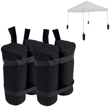 Tent Weight Bags - Set of 4