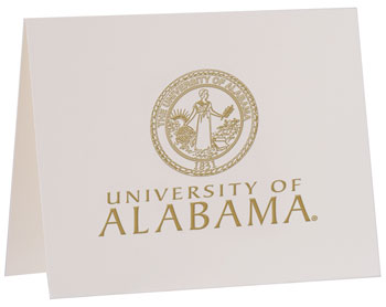 UA Seal Note Cards