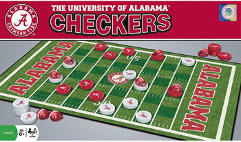 Alabama Checkers Game