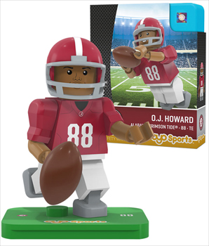 #88 O.J. Howard Lego Type Mini Figure
