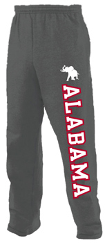 Pachyderm/Alabama Fleece Sweat Pants