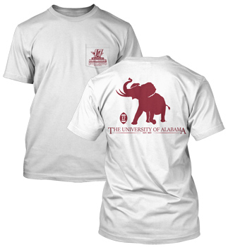 National Champs Pachyderm 17 Comfort Colors Pocket Tee