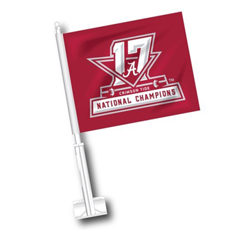 National Champs Car Flag
