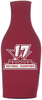 National Champs Bottle Koozie