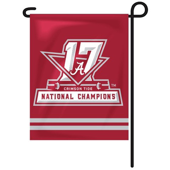National Champs Garden Flag