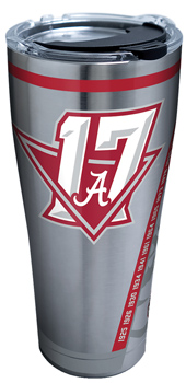 National Champs Wrapped Tervis 30oz Stainless Tumbler