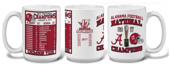 National Champs Logo 15oz Coffee Mug
