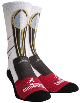 Youth National Champs Trophy Socks