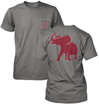 Pachyderm Collection Offset Comfort Colors Pocket Tee