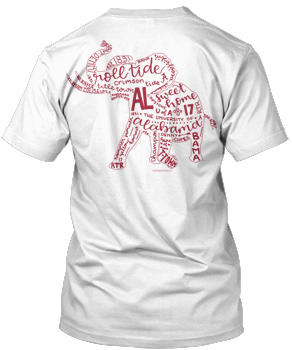 Pachyderm Hand Drawn Verbiage Comfort Colors Pocket Tee