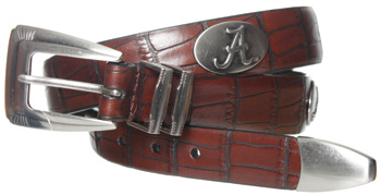 Men's Croc Concho Belt