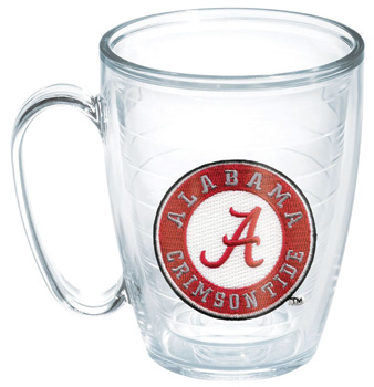 Athletic Seal 16oz Tervis Mug with Lid