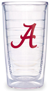 Script A 16oz Tervis Tumbler with Lid