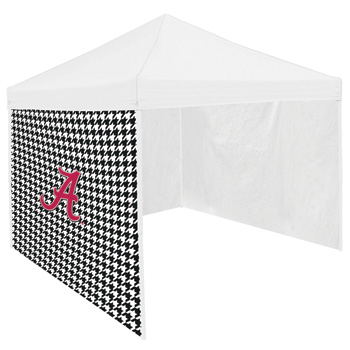 Houndstooth Script A Tent Side Panel