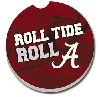 Roll Tide Roll Car Coaster