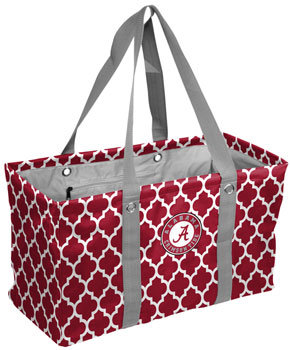 Athletic Seal Quatrefoil Picnic Caddy