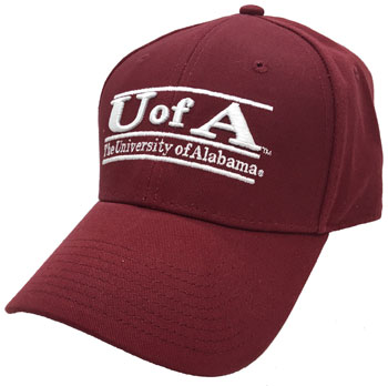 Structured UA Bar Cap