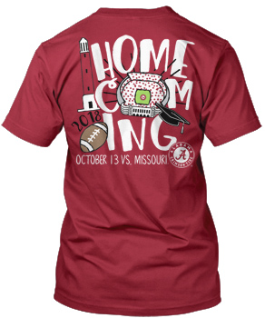 2018 Homecoming Tee
