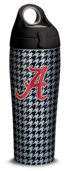 Tervis Houndstooth Wrapped Stainless Steel Water Bottle