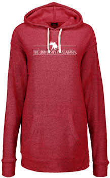 Pachyderm Split Bar Lucas Loop Fleece Hoody