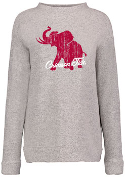 Pachyderm Lyla Loop Fleece Mock-Neck