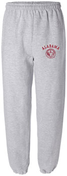 Alabama/UA Seal Comfort Fleece Pants