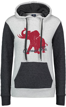 Pachyderm Cloud Fleece Quilted Hoody
