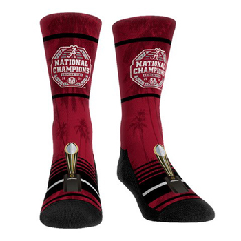 YOUTH National Champs Victory Palms Socks