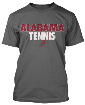 2015 Alabama Tennis Tee