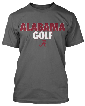 2015 Alabama Golf Tee
