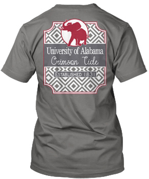 Pachyderm Diamonds Sorority Comfort Colors Pocket Tee