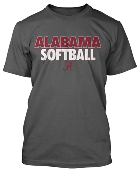 2017 Alabama Softball Tee
