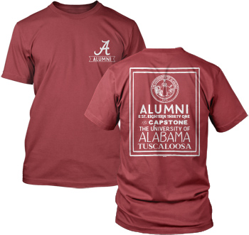 Old School Alumni Comfort Colors Tee