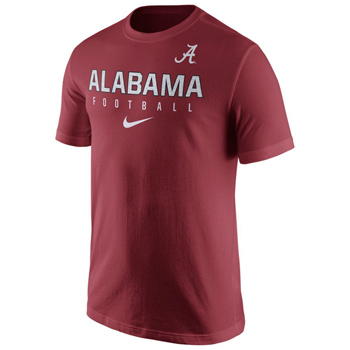 2016 Cotton Football Practice Tee